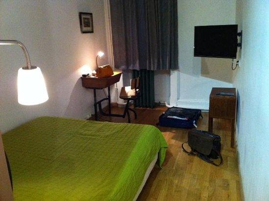 Le Boulevardier : chambre n°13