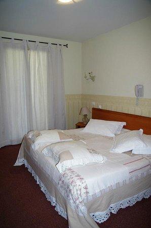 Nouvel Hotel du Commerce : Room
