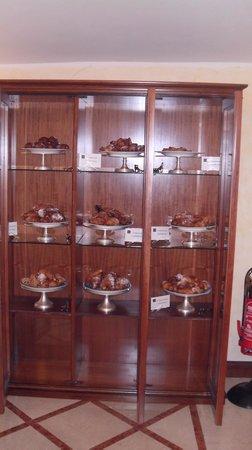 Petriolo Spa Resort: brioches a colazione