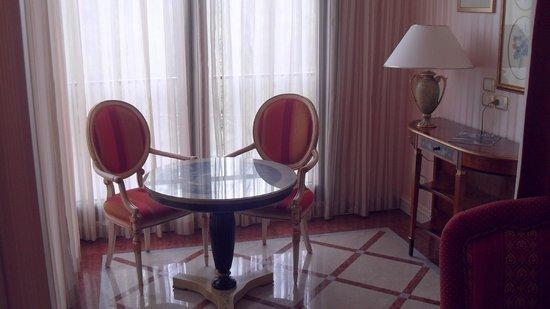 Petriolo Spa Resort: soggiorno in camera