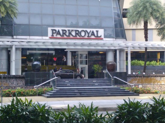PARKROYAL on Kitchener Road: ParkRoyal