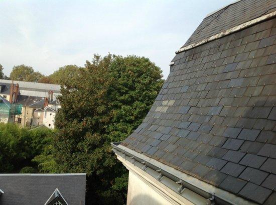 "La Maison Jules : view from ""Gregorie"""