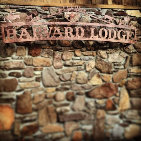 Harvard Lodge at Sproul Ranch: Feels like home!