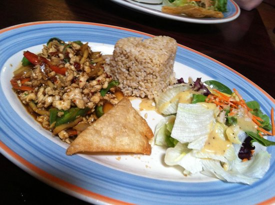 Basil Thai Restaurant: Chile Basil Chicken