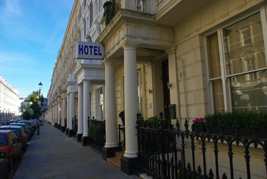 Notting Hill Gate Hotel: HOTEL