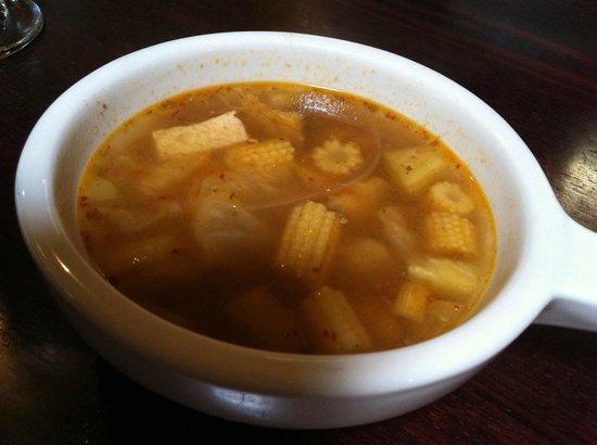 Basil Thai Restaurant: Tom Yum Soup