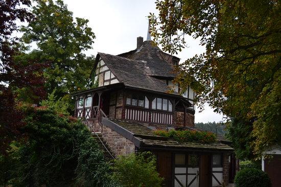 Hansel house picture of hotel burg trendelburg - Hansel home ...
