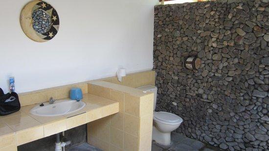 Le Jardin de Marie : bathroom