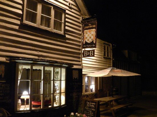 The Chequers Inn: The Chequers