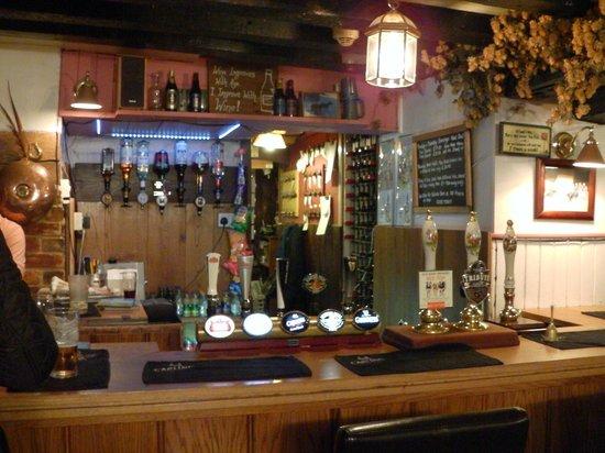 The Chequers Inn: Bar