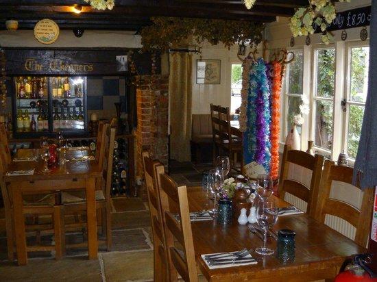 The Chequers Inn: Restaurant