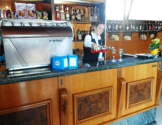 La Bruschetta: angolo bar