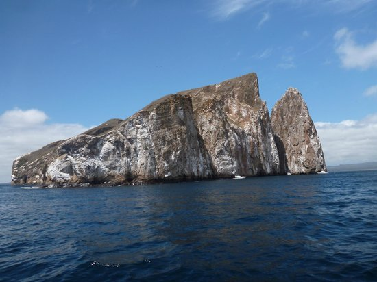 Galapagos Underwater: Kicker Rock