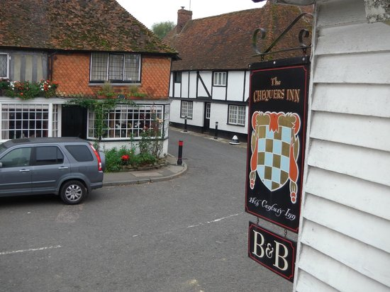 The Chequers Inn: Room No.4