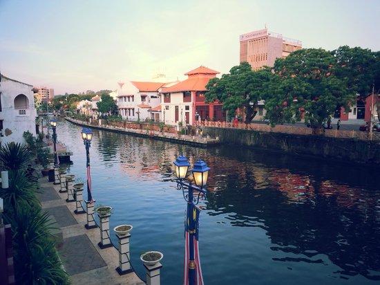 Hard Rock Cafe Melaka: Views