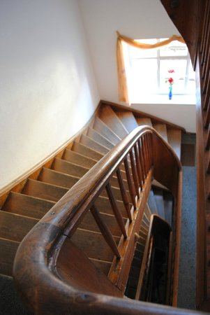 Guesthouse Edith: A few flights of stairs