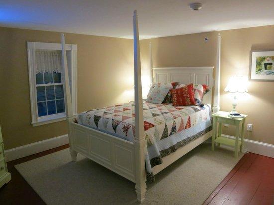 Ballard House Inn : A typical room