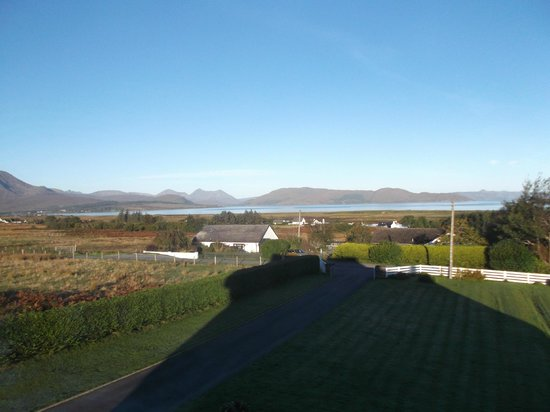 Strathgorm Bed and Breakfast : Room with a View