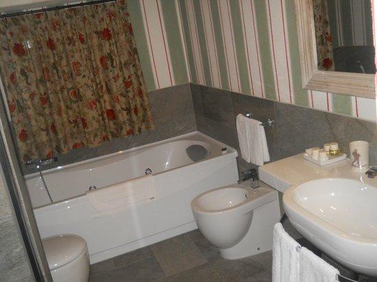 Locanda La Brenva : bagno