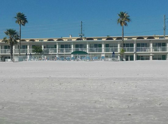Surfs Inn: Close to the Gulf.