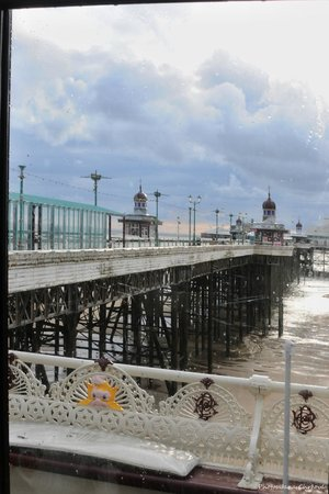North Pier: View from Victorian Tea Rooms