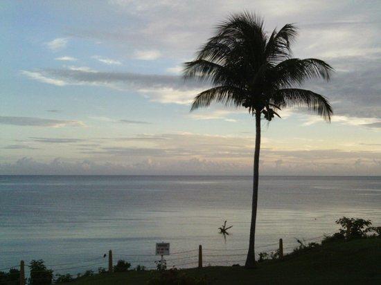 Carib-Ocho Rios: View from the balcony.