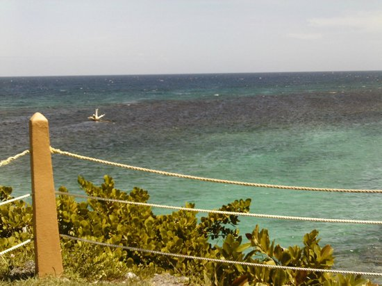 Carib-Ocho Rios: View from lookout.