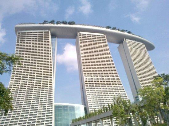 Marina Bay Sands Skypark