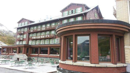 Hotel Bellevue des Alpes: Front   - Bellevue des Alpes