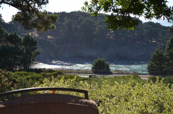 Brewery Gulch Inn: Outdoor seating