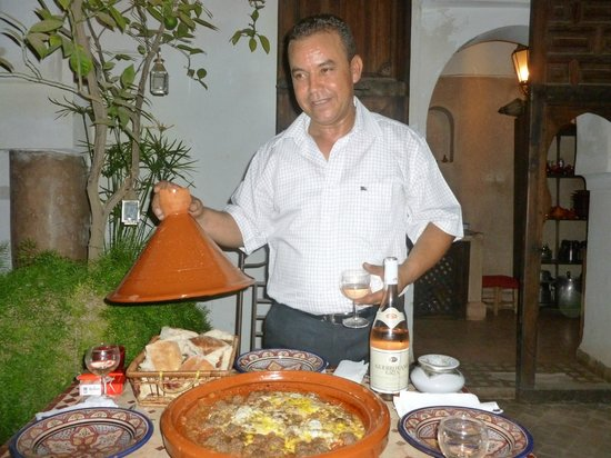 Riad Elixir: The amazing Moha!