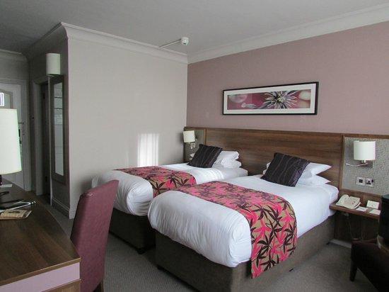 DoubleTree by Hilton Hotel Dublin - Burlington Road: Twin Room
