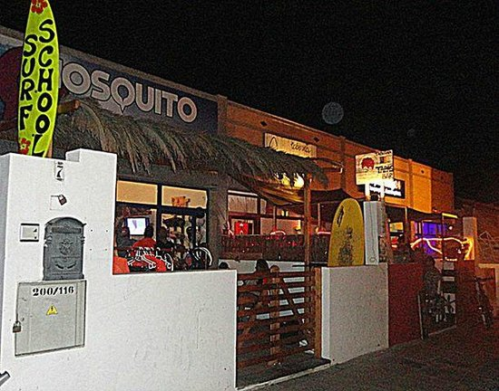 Mosquito Surf: The Night