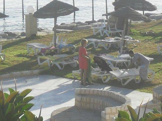 Miramar Pirate's Gate : Moeder gaat bedje zoeken