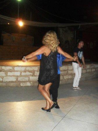 Miramar Pirate's Gate : Dansen