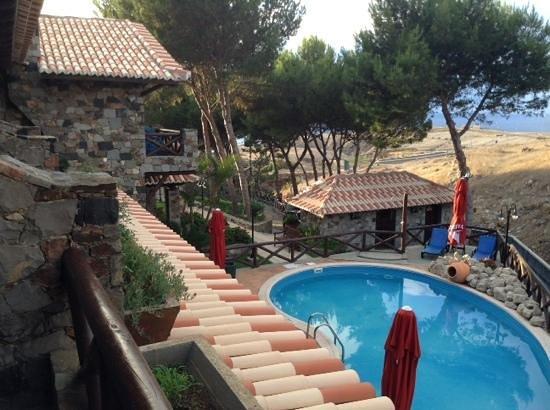 Hotel Quinta Do Serrado: veiw from are room