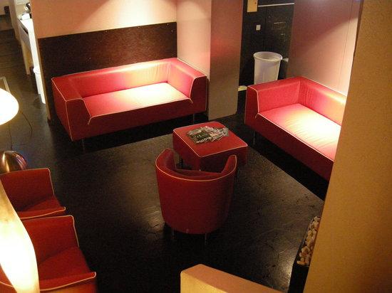 Gothicsauna: Lounge