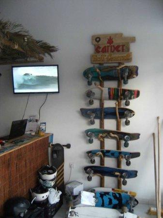 Mosquito Surf: Carver Skate Center