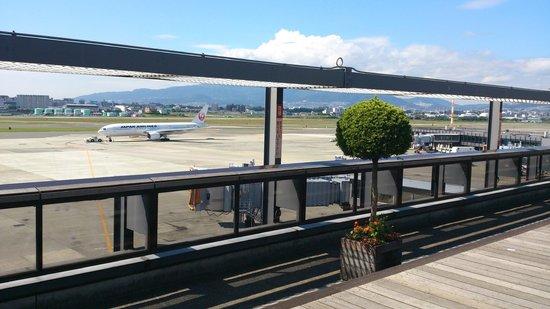 大阪空港 展望デッキ ラ・ソーラ