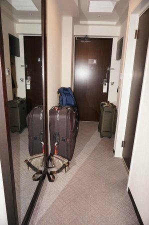 Royal Park Hotel The Kyoto: Room Entrance