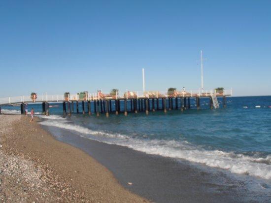 Limak Limra Hotel : plage