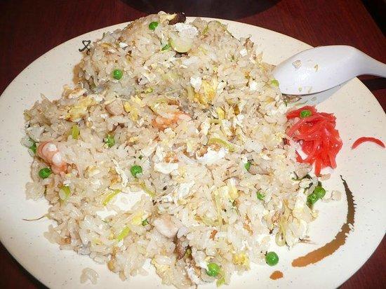 Hokkaido : riz frit