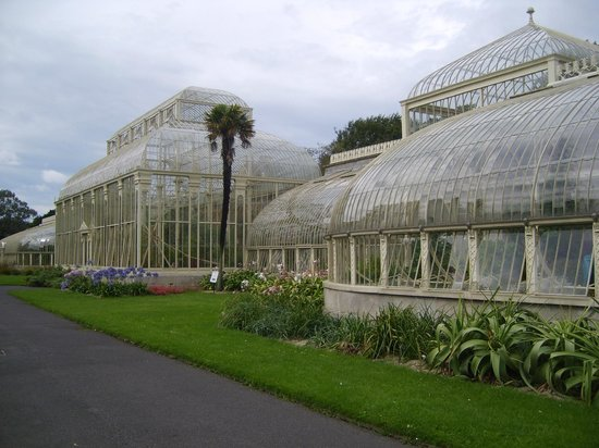 National Botanic Gardens: Some of the Glasshouses