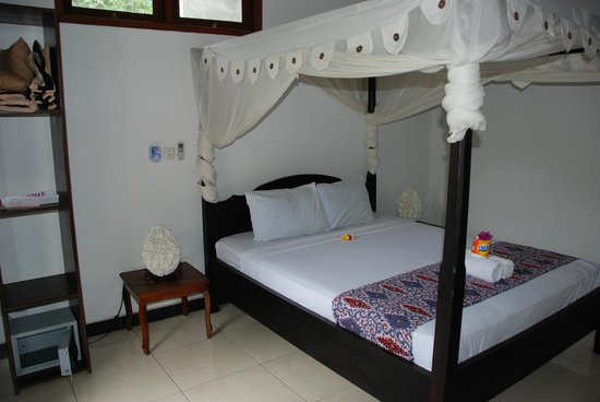 Gili Nyepi: Camera da letto