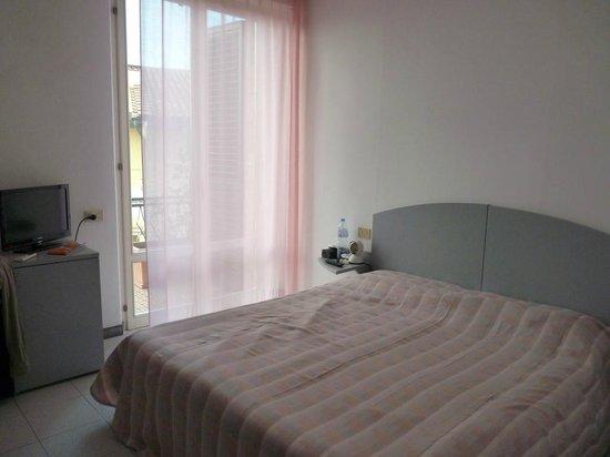 Hotel Ristorante da Graziano : C'est moi qui vient de refaire le lit....