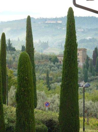 Hotel Ristorante da Graziano : Vue du balcon de notre chambre