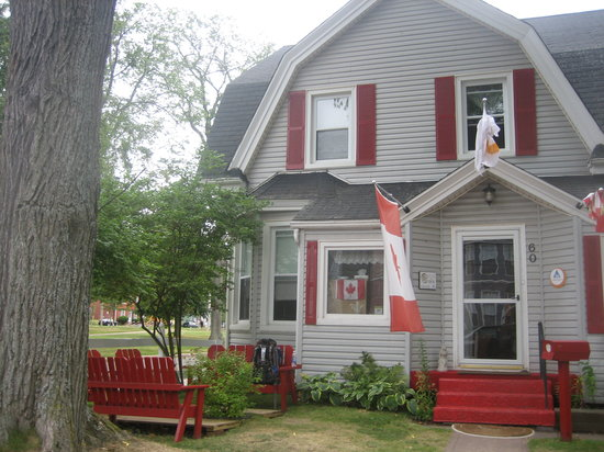 Charlottetown Backpackers Inn 사진