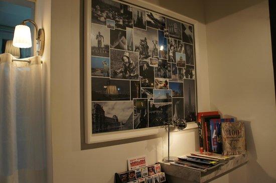 Mini Hotel Causeway Bay Hong Kong: 飯店大廳