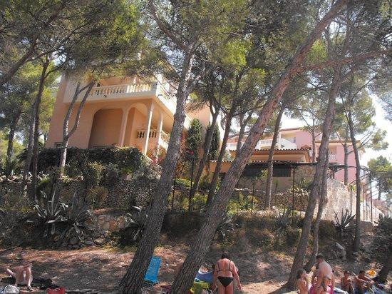 BQ Hotel Maria Dolores: Petit Cala Fornells