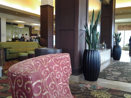 Hilton Garden Inn Pittsburgh/Cranberry: lobby